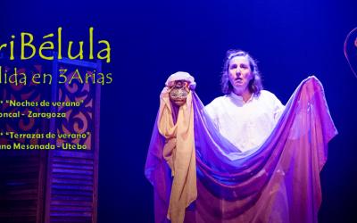 VERANO !!! LyriBélulas y Mujeres de Ópera en los VALLES! *