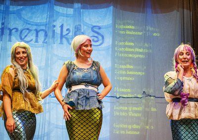 SirenikaS Una aventura lírica, tras una cita enCANTADA! *